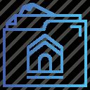 data, document, file, folder icon