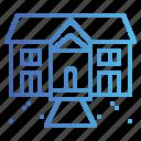 estate, mansion, real, rent, rental