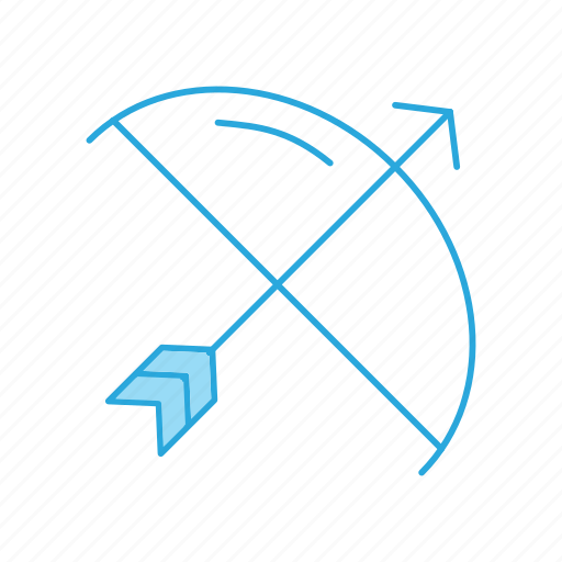 Archery, arrow, bow icon - Download on Iconfinder