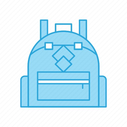 Backpack, bag, school, travel icon - Download on Iconfinder
