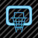 ball, basket, basketball