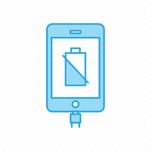 Battery, low, smartphone icon - Download on Iconfinder