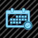 calendar, calender, chek, timetable