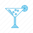 alcohol, cocktail, drink, glass, soda icon