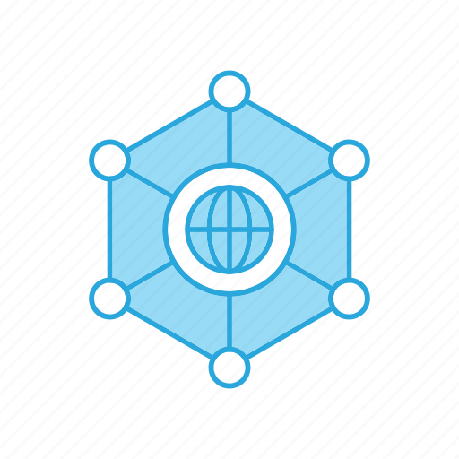 Communication, connection, global, interaction icon - Download on Iconfinder