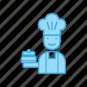 avatar, chef, cook