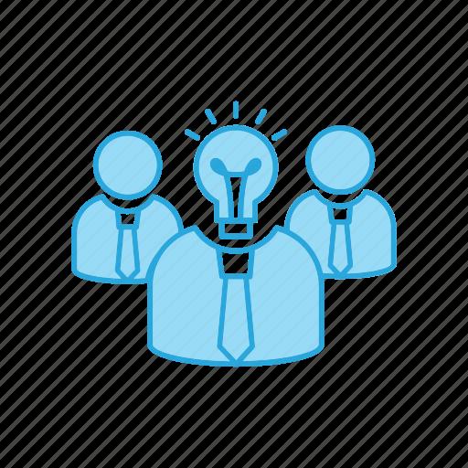 Brainstorming, creative, team, teamwork icon - Download on Iconfinder