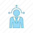 business, checklist, decision, making icon