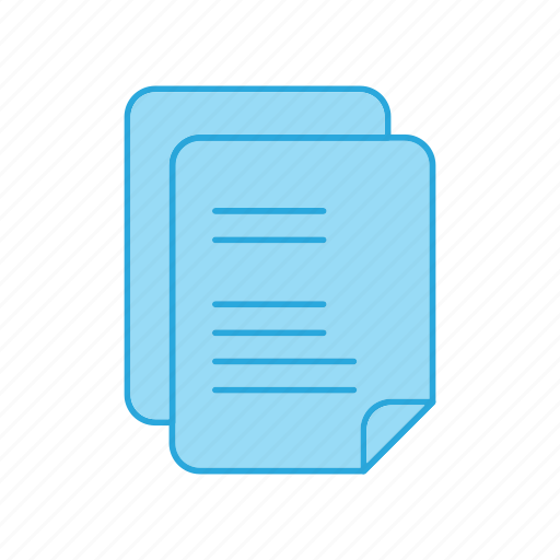 Copy, document, duplicate, files icon - Download on Iconfinder