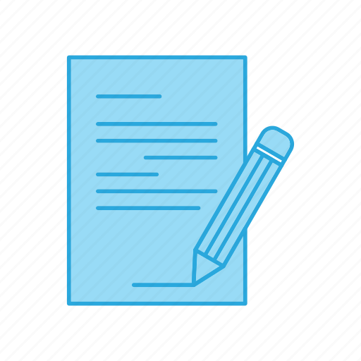 Document, note, report icon - Download on Iconfinder