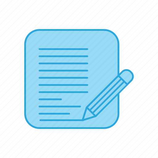 Budgeting, document, finance, note, report icon - Download on Iconfinder
