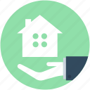 estate service, property, property service, real estate, service icon