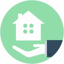 estate service, property, property service, real estate, service icon