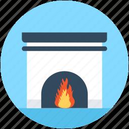 heater stove, heating stove, pellet stove, room stove, wood stove icon