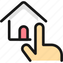 real, estate, favorite, house, choose