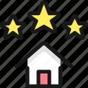 real, estate, favorite, house, rating