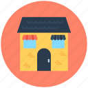 home, house building, hut, shack, villa icon