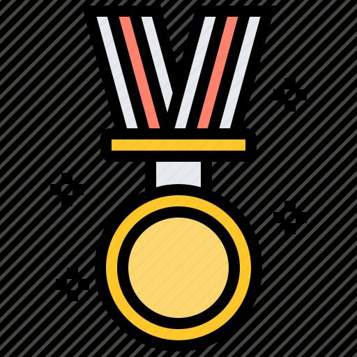 Award, badge, reward, success, winner icon - Download on Iconfinder