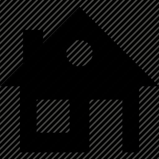home, house, real estate icon icon