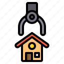 building, house, property, real estate