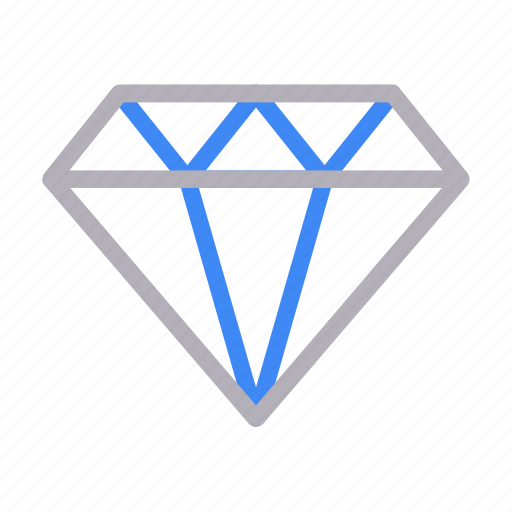 diamond, gem, realestate, ruby, stone icon