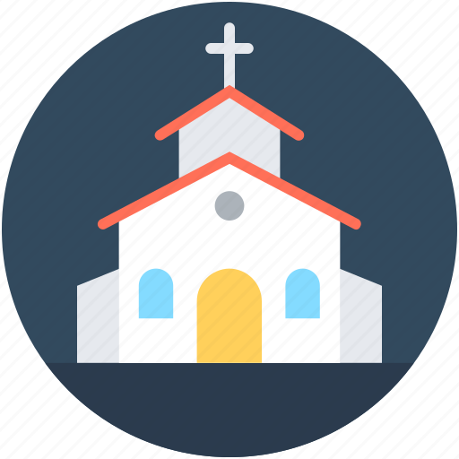 chapel, christians, church, religious, religious building icon