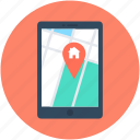 gps, gps device, map, map device, navigation icon