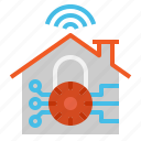 home, lock, padlock, privacy, security