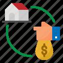 estate, house, loan, mortgage, real
