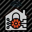 home, lock, padlock, privacy, security