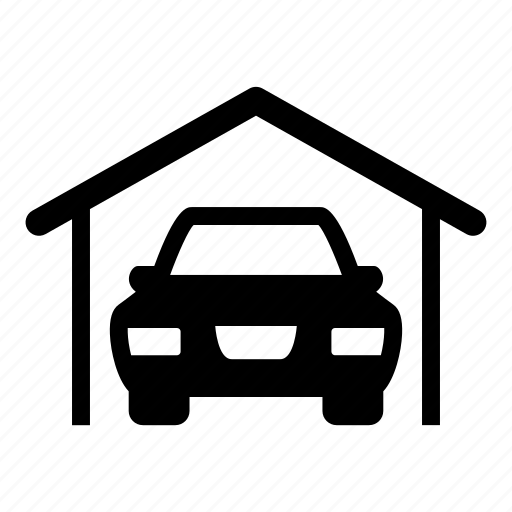 auto, car, garage icon