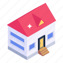 mansion, bungalow, home building, dwelling, accommodation