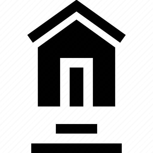 estate, home, house, listing, real icon