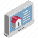 find property, online mortgage, online property, online real estate, property website, real estate website icon