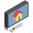 find property, mobile phone, online mortgage, online property, online real estate, property website, real estate website icon