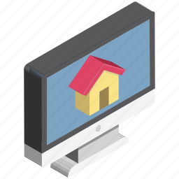 find property, mobile phone, online mortgage, online property, online real estate, property website, real estate website icon
