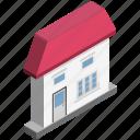 apartment, building, home, house, hut, rural house, villa