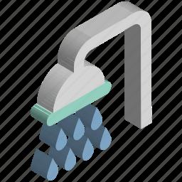 bath sprinkler, bathroom, body care, shower, shower head icon