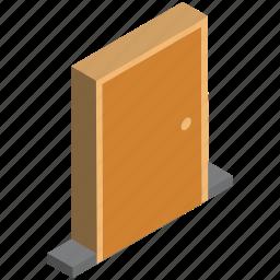 building door, building gate, close door, door, entrance, exit, gate icon