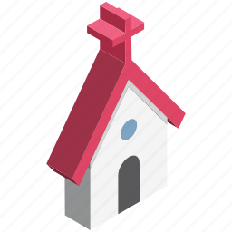 building, cabin, home, house, hut, real estate, rural house icon