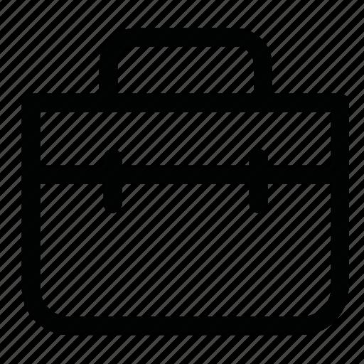 bag, case, files, suit case icon