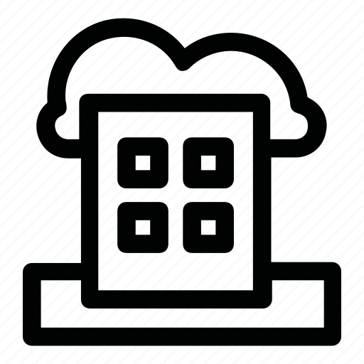 build, building, estate, hause, home icon