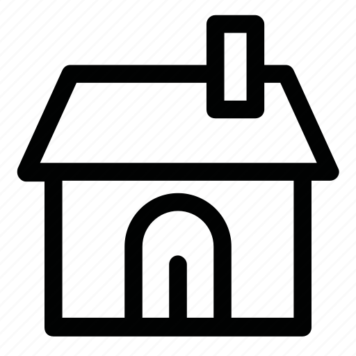 estate, home, house, uilding icon
