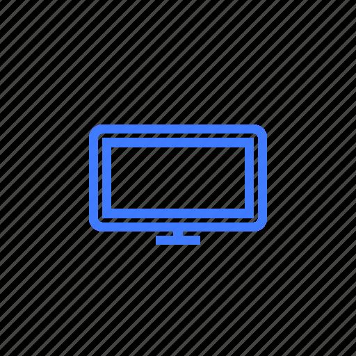 cable, monitor, scoreboard, screen, tv icon