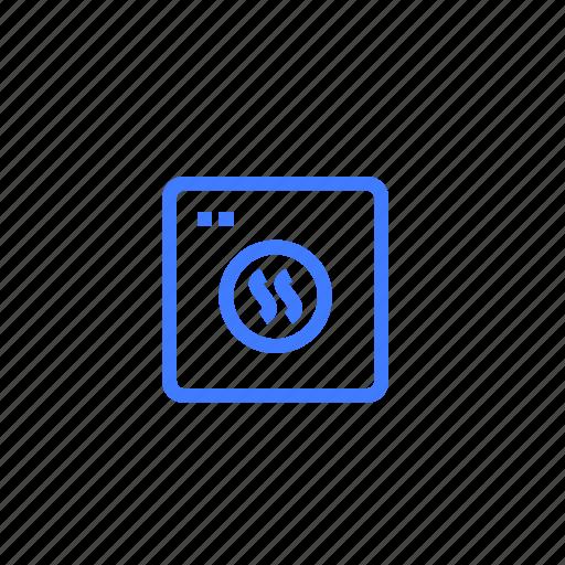 Dryer, laundry, service, wash, washing machine icon - Download on Iconfinder