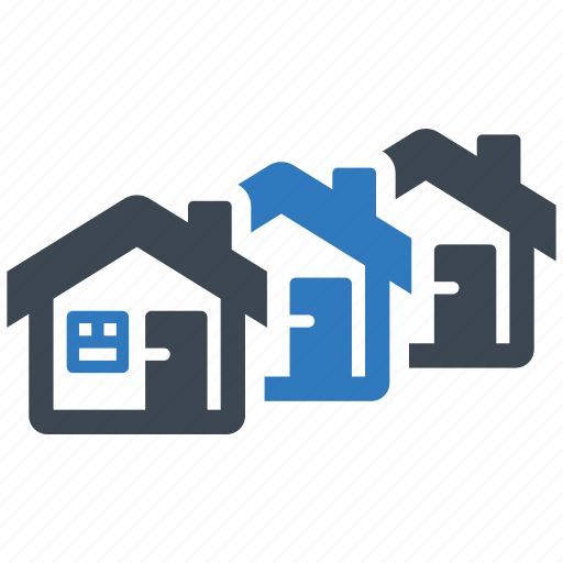 Apartment, house, property icon - Download on Iconfinder