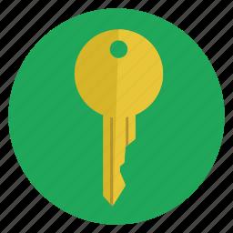 key, real estate icon