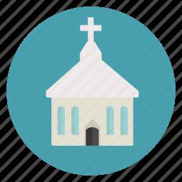 christian, church, cross, religion, worship icon