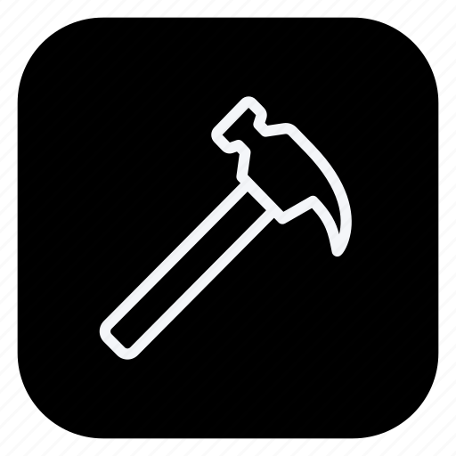 architecture, building, estate, hammer, monument, property, real icon