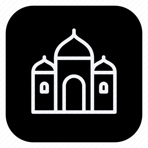 architecture, building, estate, monument, property, real, synagogue icon